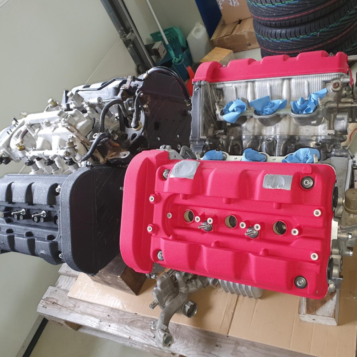 NSX Carbon Parts For Honda / Acura